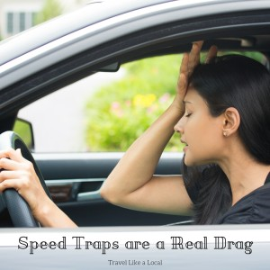 Speed Traps are a Real Drag